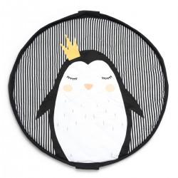 Manta de juegos 3 en 1 Play & Go Soft Pingüino