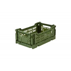 Caja plegable Mini - Khaki